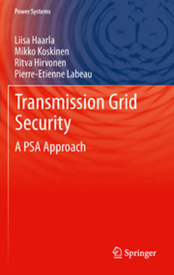 Haarla, Liisa - Transmission Grid Security, ebook