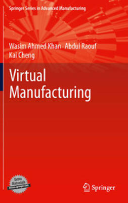 Khan, Wasim Ahmed - Virtual Manufacturing, ebook