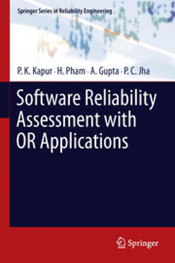 Kapur, P.K. - Software Reliability Assessment with OR Applications, e-kirja