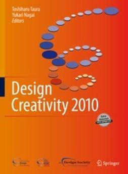 Taura, Toshiharu - Design Creativity 2010, ebook