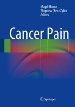 Hanna, Magdi - Cancer Pain, ebook