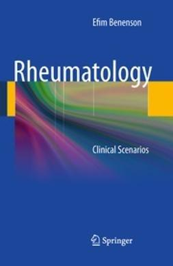 Benenson, Efim - Rheumatology, ebook
