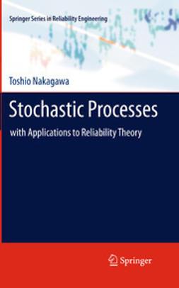 Nakagawa, Toshio - Stochastic Processes, ebook