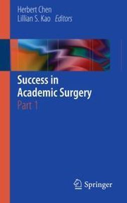 Chen, Herbert - Success in Academic Surgery, e-bok