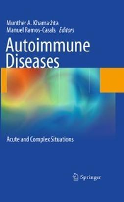 Khamashta, Munther A. - Autoimmune Diseases, e-bok