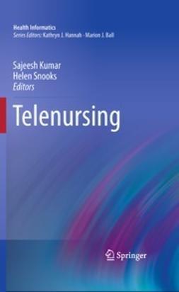 Kumar, Sajeesh - Telenursing, ebook