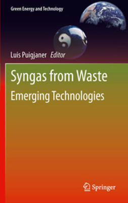 Puigjaner, Luis - Syngas from Waste, ebook