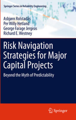 Rolstadås, Asbjørn - Risk Navigation Strategies for Major Capital Projects, ebook