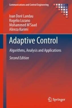 Landau, Ioan Doré - Adaptive Control, ebook