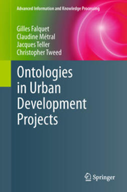 Falquet, Gilles - Ontologies in Urban Development Projects, ebook