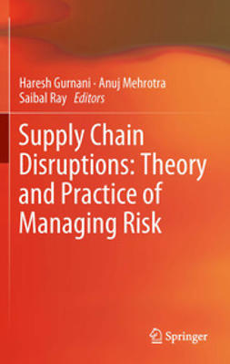 Gurnani, Haresh - Supply Chain Disruptions, ebook