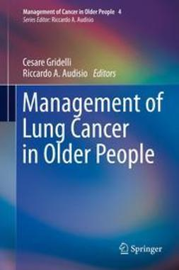 Gridelli, Cesare - Management of Lung Cancer in Older People, ebook