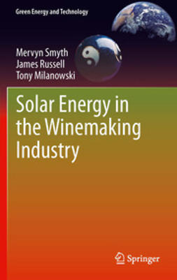 Smyth, Mervyn - Solar Energy in the Winemaking Industry, ebook