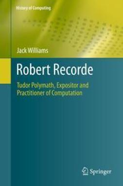 Williams, Jack - Robert Recorde, ebook
