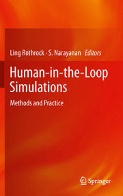 Rothrock, Ling - Human-in-the-Loop Simulations, ebook