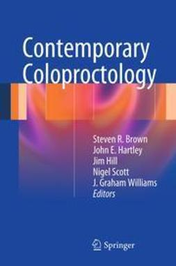 Brown, Steven R. - Contemporary Coloproctology, ebook