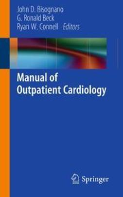 Bisognano, John D. - Manual of Outpatient Cardiology, ebook