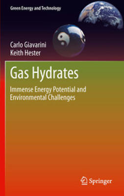 Giavarini, Carlo - Gas Hydrates, ebook