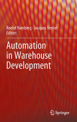 Hamberg, Roelof - Automation in Warehouse Development, ebook