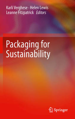 Verghese, Karli - Packaging for Sustainability, ebook