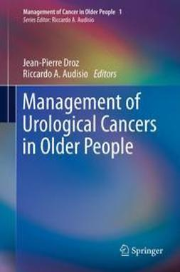 Droz, Jean-Pierre - Management of Urological Cancers in Older People, e-bok