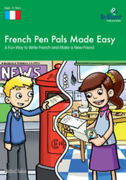 Leleu, Sinéad - French Pen Pals Made Easy KS3, ebook