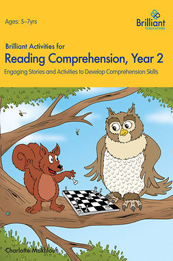 Makhlouf, Charlotte - Brilliant Activities for Reading Comprehension Year 2, e-kirja