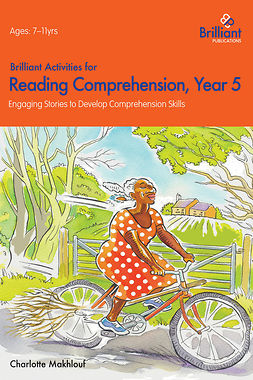 Makhlouf, Charlotte - Brilliant Activities for Reading Comprehension Year 5, ebook