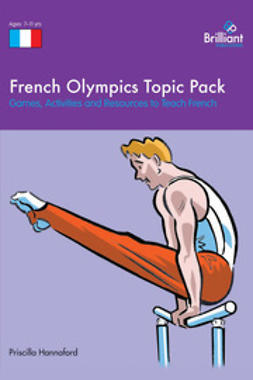 Hannaford, Priscilla - French Olympics Topic Pack, e-kirja