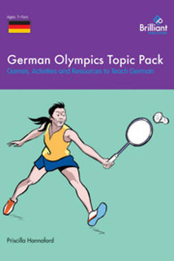Hannaford, Priscilla - German Olympics Topic Pack, e-kirja