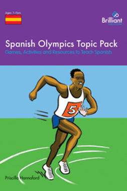 Hannaford, Priscilla - Spanish Olympics Topic Pack, e-kirja