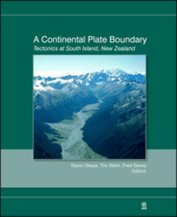 Davey, Fred - A Continental Plate Boundary: Tectonics at South Island, New Zealand, ebook