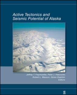 Ekström, Göran - Active Tectonics and Seismic Potential of Alaska, ebook