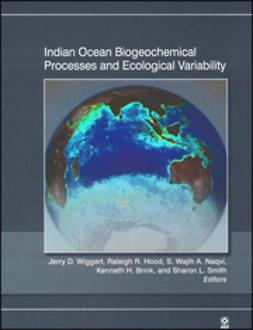 Wiggert, Jerry D. - Indian Ocean Biogeochemical Processes and Ecological Variability, ebook