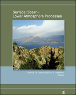 Quéré, Corinne Le - Surface Ocean: Lower Atmosphere Processes, e-kirja
