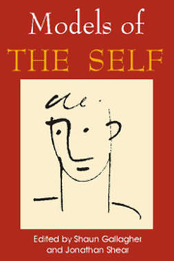 Gallagher, Shaun - Models of the Self, ebook