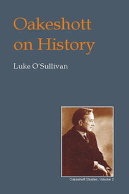 O'Sullivan, Luke - Oakeshott on History, ebook