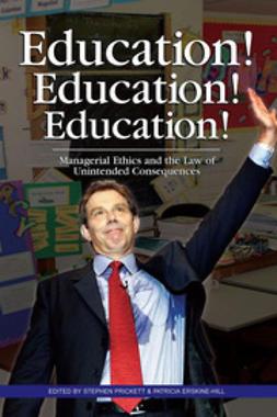 Prickett, Stephen - Education! Education! Education!, e-kirja