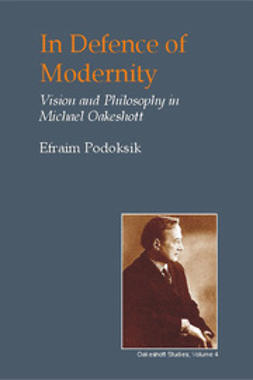 Podoksik, Efraim - In Defence of Modernity, ebook