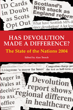 Trench, Alan - Has Devolution Made a Difference?, ebook
