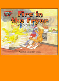 Griffin, Hedley - Fire in the Fryer, ebook