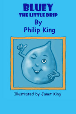 Bluey the little drip