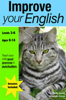 Jones, Sally - Improve Your English, e-kirja