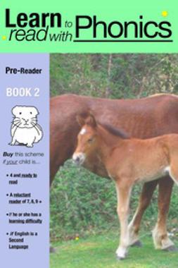 Jones, Sally - Learn to Read with Phonics Pre Reader Book 2, e-kirja