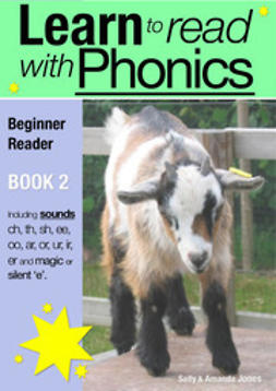 Jones, Sally - Learn to Read with Phonics - Book 2, e-kirja