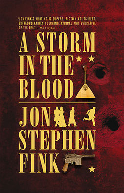 Fink, Jon - A Storm In The Blood, ebook