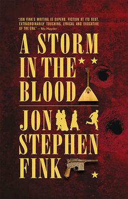 Fink, Jon - A Storm In The Blood, ebook