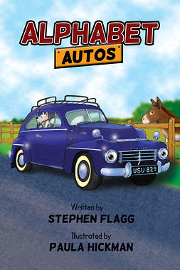 Flagg, Stephen - Alphabet Autos, ebook