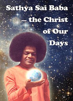 Antonov, Vladimir - Sathya Sai Baba — the Christ of Our Days, e-bok