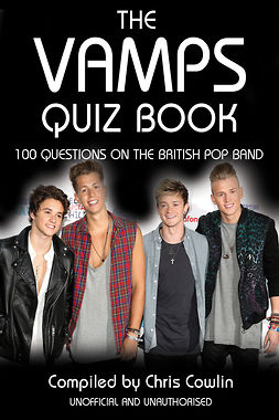 Cowlin, Chris - The Vamps Quiz Book, ebook